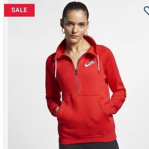 Nike Ultra Femme Half-Zip Hoodie